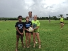 3rd 4 on 4 Volleyball Grass Tournament Photo