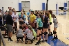2nd Volleyball Team Camp Photo