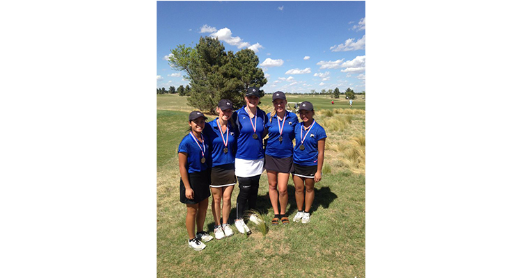 Photo for Boswell Girl's Golf Team Make Pioneer History! *VIDEO*