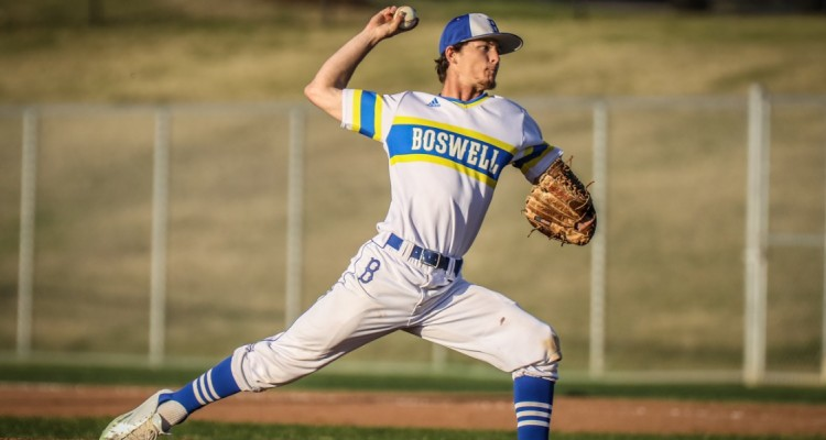 Photo for Two Pitchers Team Up As Boswell Pioneers Shuts Out Canyon
