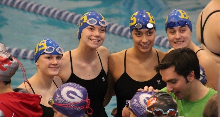 Photo for Boswell Swimmer Qualify For TISCA