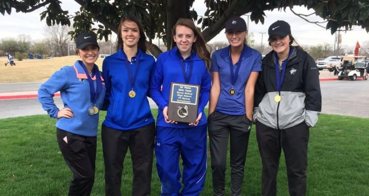 Photo for The JV Girls' Golf Team Wins First Tournament Of The Spring Season
