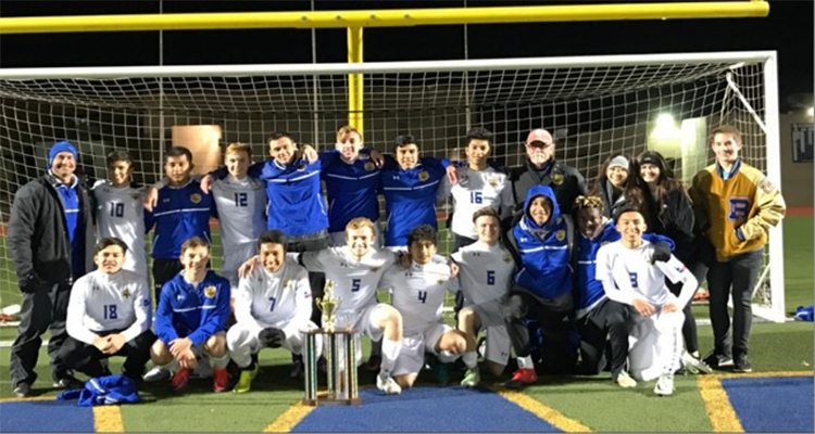 Photo for Boswell Boys' Soccer Team Wins It All At The Annual EMS X-Town Tournament!