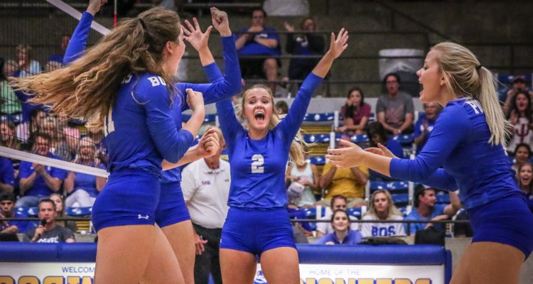 Photo for Boswell Volleyball Moves To 5-0 In District Play