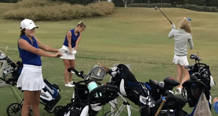Photo for Boswell Girls Compete At Harbor Lakes