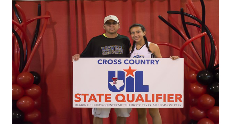 Photo for Sophomore, Andrea Acuna Qualifies For State Cross Country