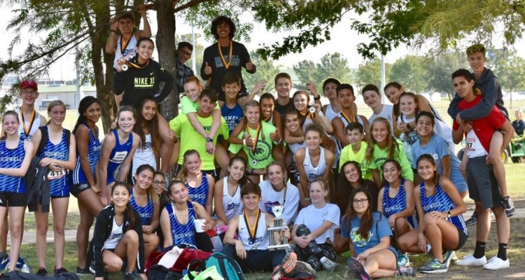 Photo for Boswell Cross Country Takes 1st and 2nd At Run The Panther